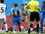 Tritte, Tor und Tränen von Neymar - Coutinho erlöst Brasilien