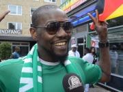 Unterstützung aus Hamburg: NCG FC feiert Nigeria-Sieg