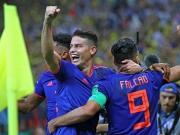 Kolumbien entfesselt - Lewandowski blass und raus