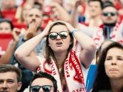 Polens Fans sprachlos -