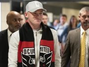Fans empfangen Rooney in D.C. - Debüt am 14. Juli