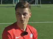 Daniel Tönges - Bei der Eintracht ausgebildet, bei Nienstedten gefeiert