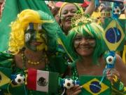 Mexikos WM-Fluch hält an - Brasilien träumt vom sechsten Stern