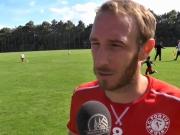Wohnen bei Schwiegereltern: Moritz Hartmann zurück bei Fortuna Köln