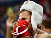 Endstation Viertelfinale - Russlands Sommermärchen vorbei