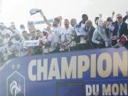 Frankreich und Kroatien - Die gefeierten WM-Helden