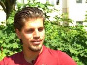 Früh debütiert, schnell aussortiert: Lennart Hartmanns Zeit bei der Hertha