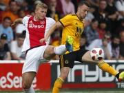 Wolves trotzen Ajax