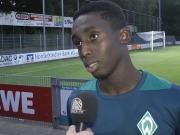 Von den Rothosen an die Weser – Frank Ronstadt wechselt zur U23