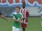 Ausgleich vor Schluss - Werders U23 holt spätes 1:1