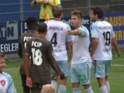 Keller fliegt gegen Ex-Klub: FCSP-U23 mit Remis