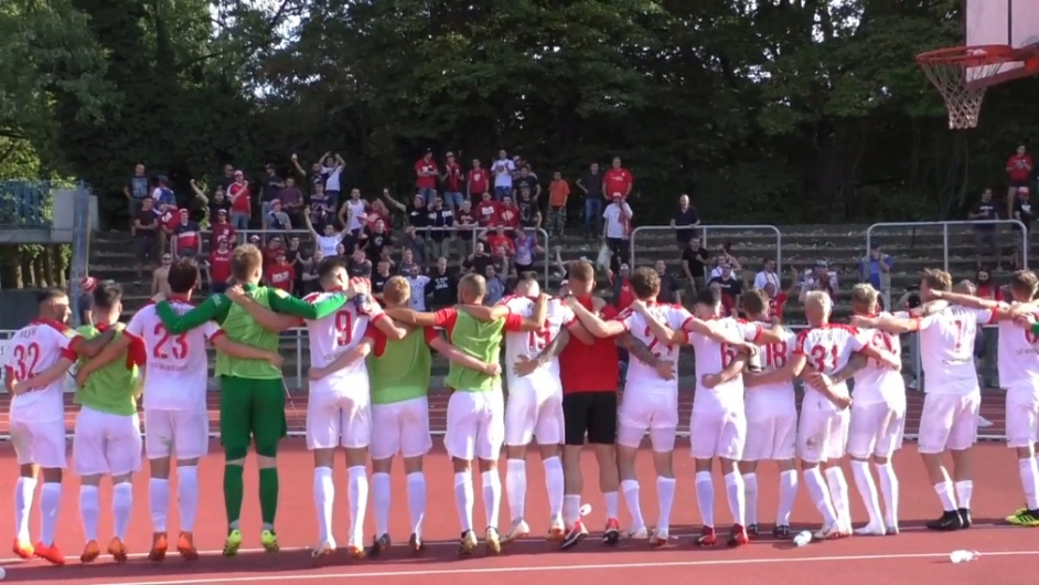 Regionalliga-Absteiger Hessen Kassel dominiert