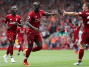 Salah eröffnet - Reds starten mit Torgala