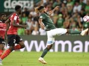 Dank Diony: St. Etienne startet siegreich