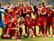 Bayern: Hungrig, ehrgeizig - doch international Außenseiter