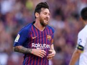 Griezmann ins Eck, Messi per Freistoß - Top 10-Tore
