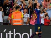 Messis Geniestreiche: Barça startet siegreich