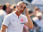 Pokalsieger blamiert: Ungemütliche Stimmung in Frankfurt