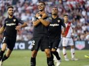 Vazquez per Hacke, Silva torhungrig, Sevilla siegt