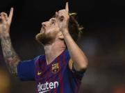 Top-10-Tore vom Wochenende: Messi, Mbappé und Co.