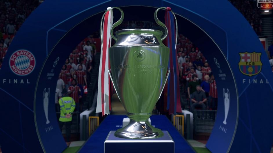 Fifa 19 Gameplay Das Cl Finale In Voller Länge Barcelona Vs