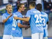 Viktoria-Sturmduo sticht gegen den FC Oberlausitz