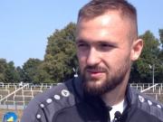 BFC-Dynamo Neuzugang Brasnic über die Duelle gegen Renato Sanches