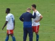 Bittere Niederlage: U 21 des HSV im freien Fall