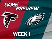 Preview: Falcons vs. Eagles