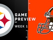 Preview: Steelers vs. Browns