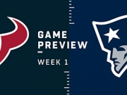 Preview: Texans vs. Patriots