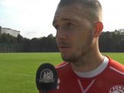 Fortuna Köln-Neuzugang Ruprecht über die Schnelllebigkeit im Fußball