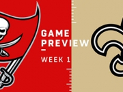 Preview: Buccaneers vs. Saints