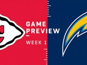 Preview: Chiefs vs. Chargers