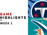 Highlights: Titans vs. Dolphins