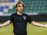 Kroatien startet in Spanien - Rakitic schwärmt von Modric