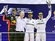 F1: Vorschau auf den großen Preis von Singapur