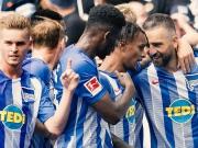 Spitzenspiel der Überraschungsteams : Wolfsburg empfängt Hertha