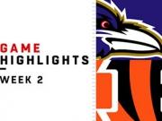 Highlights: Ravens vs. Bengals