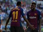 Barça im Glück - auch weil Torwart Rulli irrlichtert