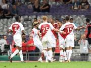 Tielemans Dampfhammer reicht Monaco nicht