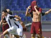 Roma entgeht nach 2:0 knapp der Total-Blamage