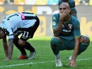 Turin trotzt Udine: Meité mit Glück und Gefühl