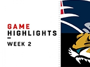 Highlights: Patriots vs. Jaguars