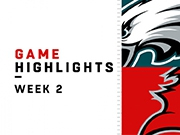 Highlights: Eagles vs. Buccaneers