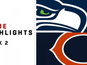 Highlights: Seahawks vs. Bears