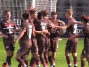 St. Pauli-Reserve jubelt über Last-Minute-Treffer