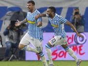 Petagna schockt Bergamo - Ferrara bleibt Juve-Verfolger