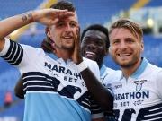 4:1! Lazio feiert Schützenfest