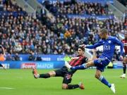 Vardys finaler Lupfer: Leicester schlägt Durm & Co.
